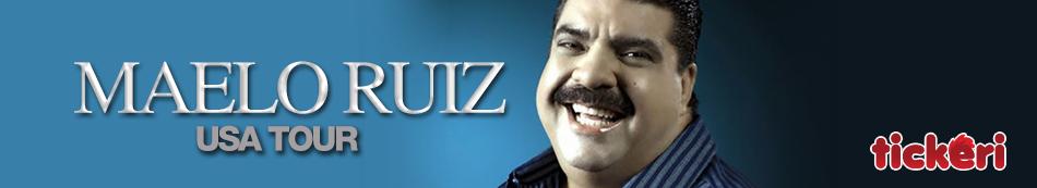 Maelo Ruiz USA Tour