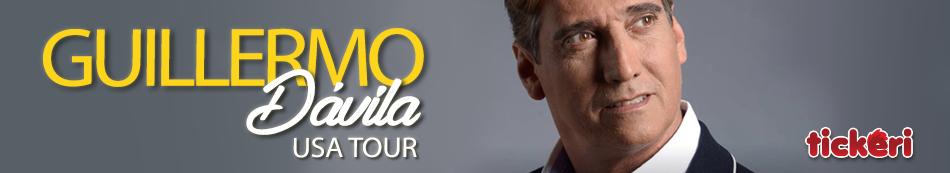 Guillermo Davila USA Tour
