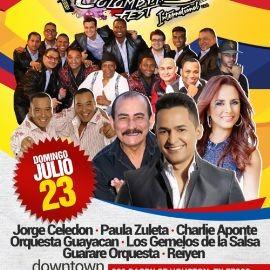 Image for Colombian Fest con Jorge Celedon, Orquesta Guayacan, Charlie Aponte y mas en Houston, TX TICKETS DISPONIBLES EN LA PUERTA!!