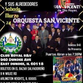 Image for Orquesta San Vicente desde El Salvador