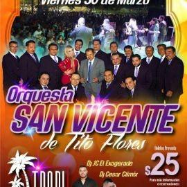 Image for Orquesta San Vicente de Tito Flores en Richmond,VA