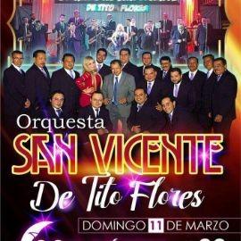 Image for Orquesta San Vicente de Tito Flores en Austin,TX