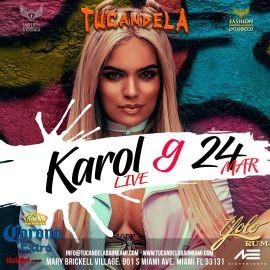 Image for Karol G Live Concert