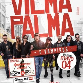 Image for Vilma Palma e Vampiros en Virginia