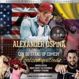 Image for Alexander Ospina en Chicago,IL