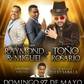 Image for Toño Rosario y Raymond & Miguel in  New York CANCELADO
