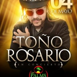 Image for Toño Rosario en The Palms de Stamford, CT POSTPONED