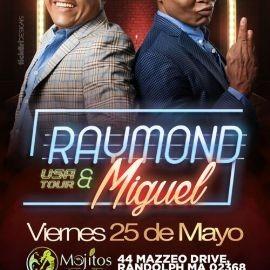Image for Raymond & Miguel en Boston MA CANCELADO