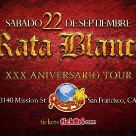 Image for Rata Blanca en San Francisco