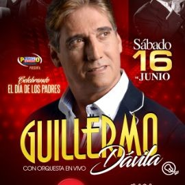 Image for Guillermo Davila con orquesta en vivo  •  Danbury CT