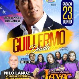 Image for Guillermo Davila en concierto • Newark NJ