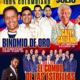 Image for Binomio de Oro, Galy Galiano y El Combo de Las Estrellas
