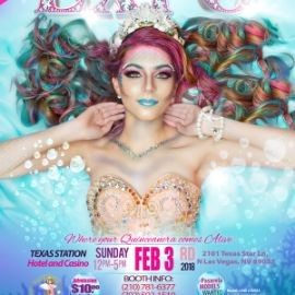 Image for 2019 Las Vegas Quinceanera Expo February 3rd, 2019 At the Texas Station Casino From 12 to 5 pm