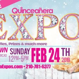 Image for Houston Quinceanera Expo 02-24-2019 at George R. Brown Tickets At The Door $ 9.99 Dollars