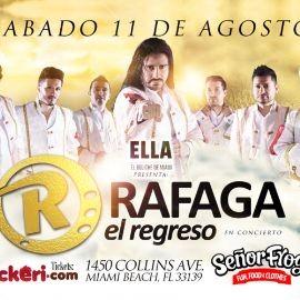 Image for RAFAGA EN MIAMI