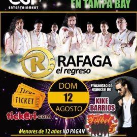 Image for Rafaga en Tampa