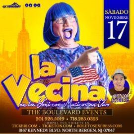 """Image for La Vecina """" Sin Censura' Con Musicos En Vivo"""