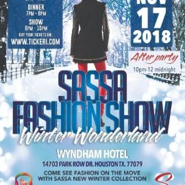Image for Sassa Fashion Show Brought to you by EL Sassa Radio