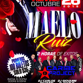 Image for Maelo Ruiz en Chicago,IL