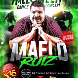 Image for Maelo Ruiz en Minneapolis,MN-CANCELED
