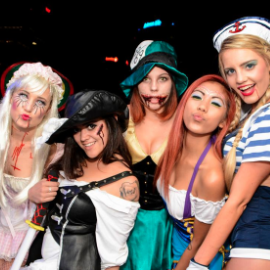 Image for NYC Halloween Yacht Party at Skyport Marina