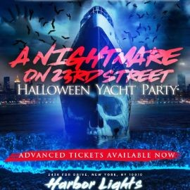 Image for Halloween Yacht Party