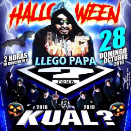 Image for Halloween con Kual? en San Francisco,CA