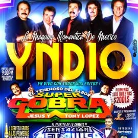 "Image for LA MAQUINA ROMANTICA DE MEXICO ""GRUPO YNDIO"""