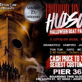 Image for HORROR ON THE HUDSON   HALLOWEEN BOAT PARTY CANCELED