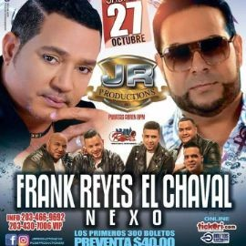 Image for Frank Reyes El Chaval En Hartford,CT