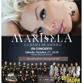 Image for Marisela Tour 2018 in Orlando,FL