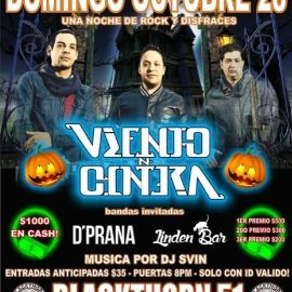 Image for Fiesta de Halloween en el Blackthorn 51