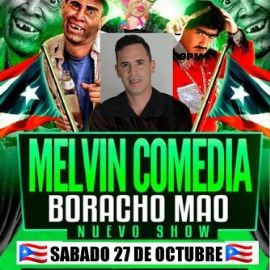 Image for MELVIN COMEDIA