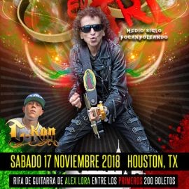 "Image for El Tri ""50 Aniversario"" en Houston,TX"
