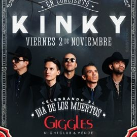 Image for KINKY EN LOS ANGELES