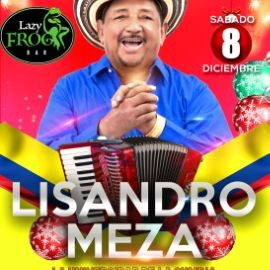 Image for Lisandro Meza en Houston