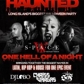 Image for Long Island's #1 Halloween Costume Party at The Space Theater in Westbury