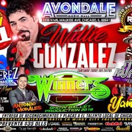 Image for 5to Aniversario RdC   Willie Gonzalez   Winners   Victor Perez   Stereo Rumba 97