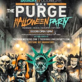 Image for The Purge Halloween Party At Amazura