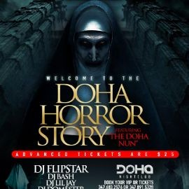 Image for Doha Horror Story At Doha Nightclub
