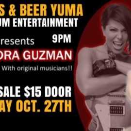 Image for ALEJANDRA GUZMAN TRIBUTE AT HOT RODS & BEER YUMA