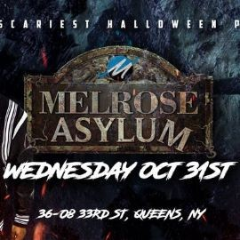 Image for Melrose Asylum Halloween Party DJ Camilo Live At Melrose Ballroom