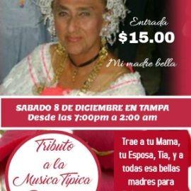 Image for El Dia De Las Madres Panamenas En Tampa,FL