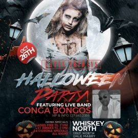Image for Halloween Party @ Whiskey North