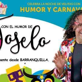 Image for Joselo prende las velitas y el carnaval en houston