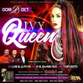 Image for Ivy Queen en Richmond,VA