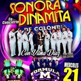 Image for La Sonora Dinamita en Oxnard