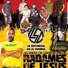 Image for Radames De Jesus & La Sucursal de la cumbia Phoenix,AZ