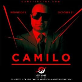 Image for Dj Camilo Halloween Party at Melrose Ballroom