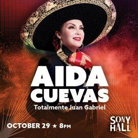 Image for Aida Cuevas - Totalmente Juan Gabriel